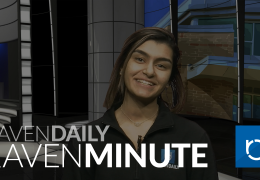 Raven Minute for January 8, 2018