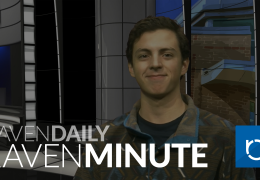 Raven Minute for January 9, 2018