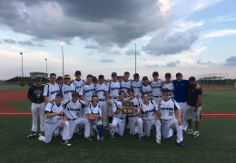 Ravens baseball qualifies for state